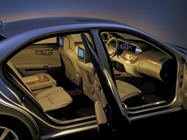 2005 S-Klasse S500 Interieur W221 07 - Mercedes-Benz Wallpaper - MB ...