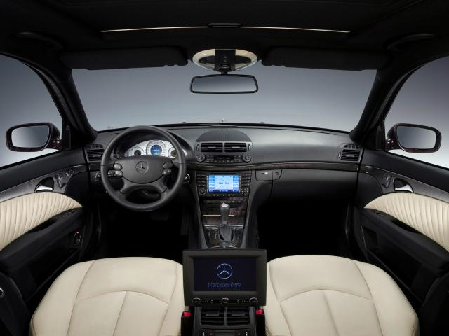 2007 E-Klasse Avantgarde Interieur - Mercedes-Benz Wallpaper - MB ...